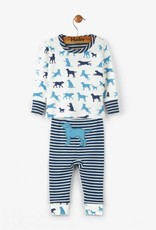 Hatley Pup Play LS Mini Pajama
