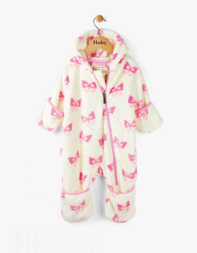 Hatley Delightful Butterflies Fleece Bundler