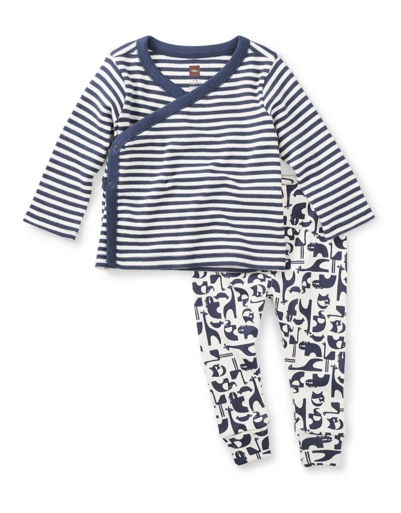Tea Collection Born Free Baby Outfit