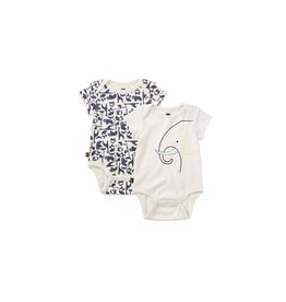 Tea Collection Born Free Bodysuit Set