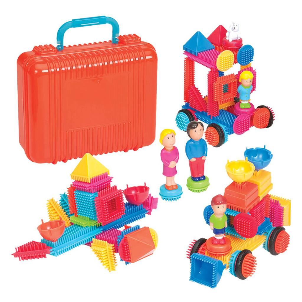 Toysmith Bristle Block (85PC)