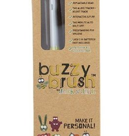 Jack and Jill Kids Buzzy Brush Musical Toothbrush