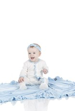 Kickee Pants Natural w/ Pond Ruffle Footie