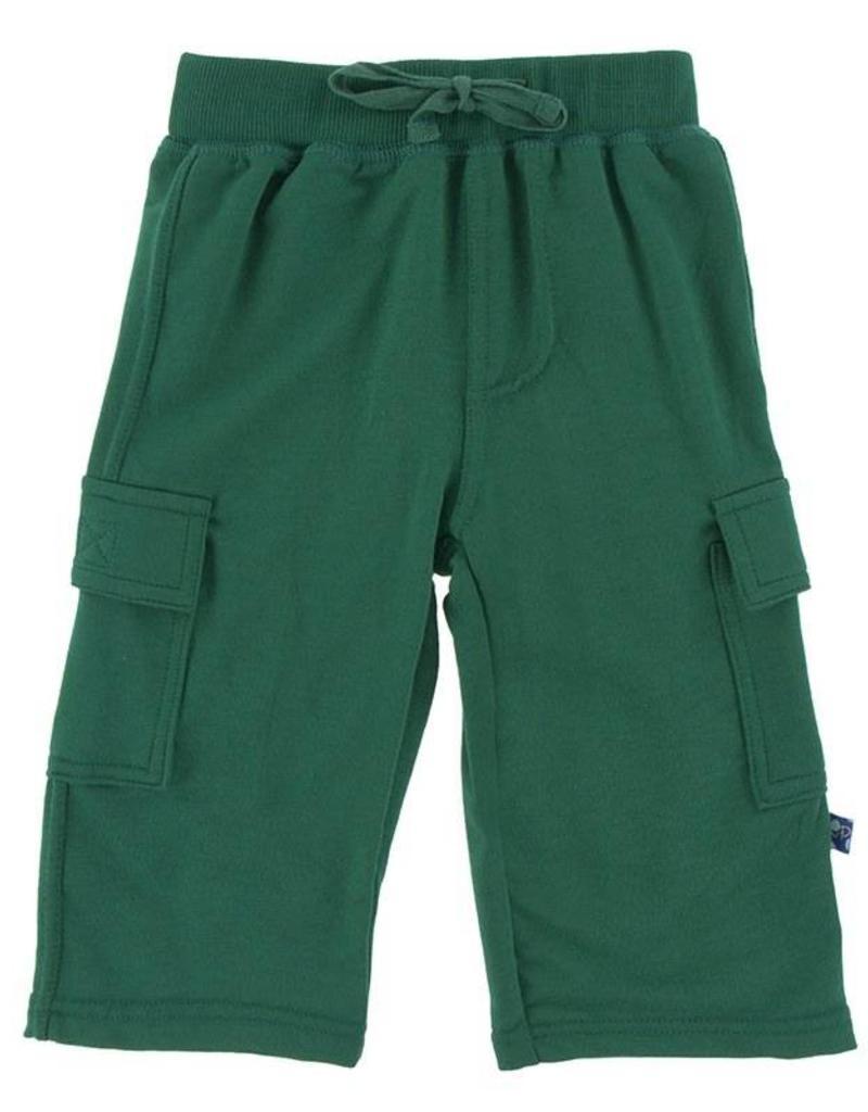 Kickee Pants Shady Glade Cargo Sweatpant