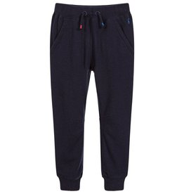 Little Joule French Navy Pique Jogger