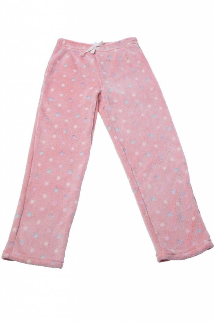Lush Dot Sherpa Pants
