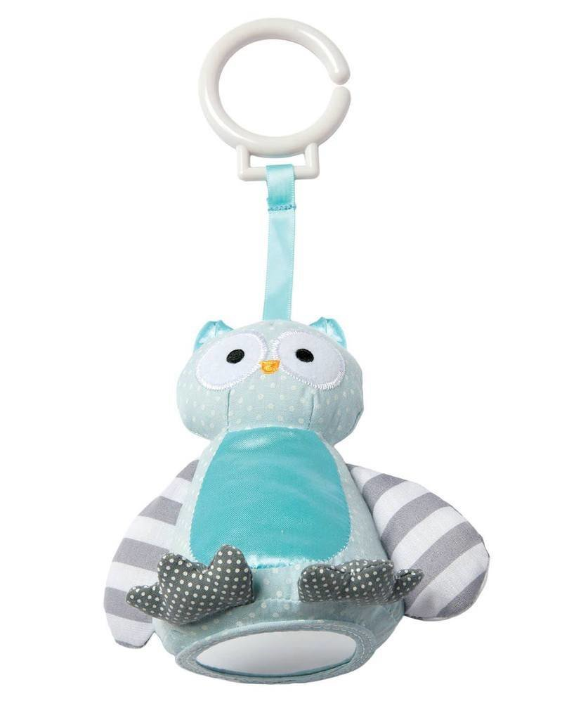 Manhattan Toy Baby Bell Owl