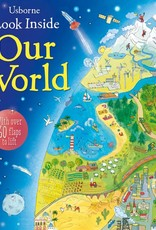 Usborne Books look inside our world