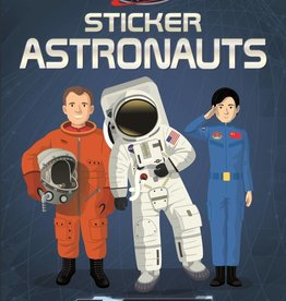 Usborne Books astronaut sticker book