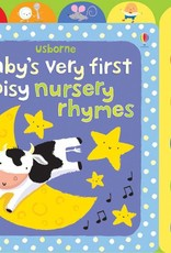 Usborne Books baby's first noisy nursery rhymes