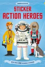 Usborne Books sticker dressing heroes