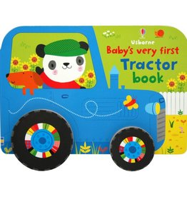 Usborne Books Baby's First Tractor Book