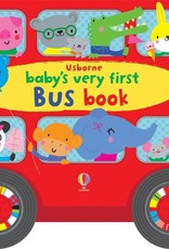 Usborne Books Baby's First Bus Book