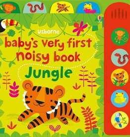 Usborne Books Baby's Very First Noisy Book Jungle