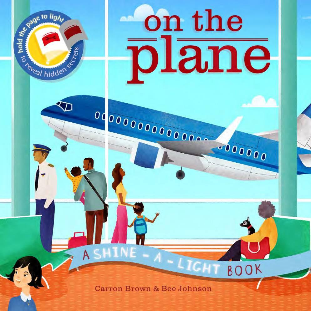 Usborne Books On the Plane