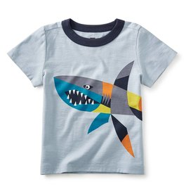 Tea Collection Chomper Graphic Tee HORIZON
