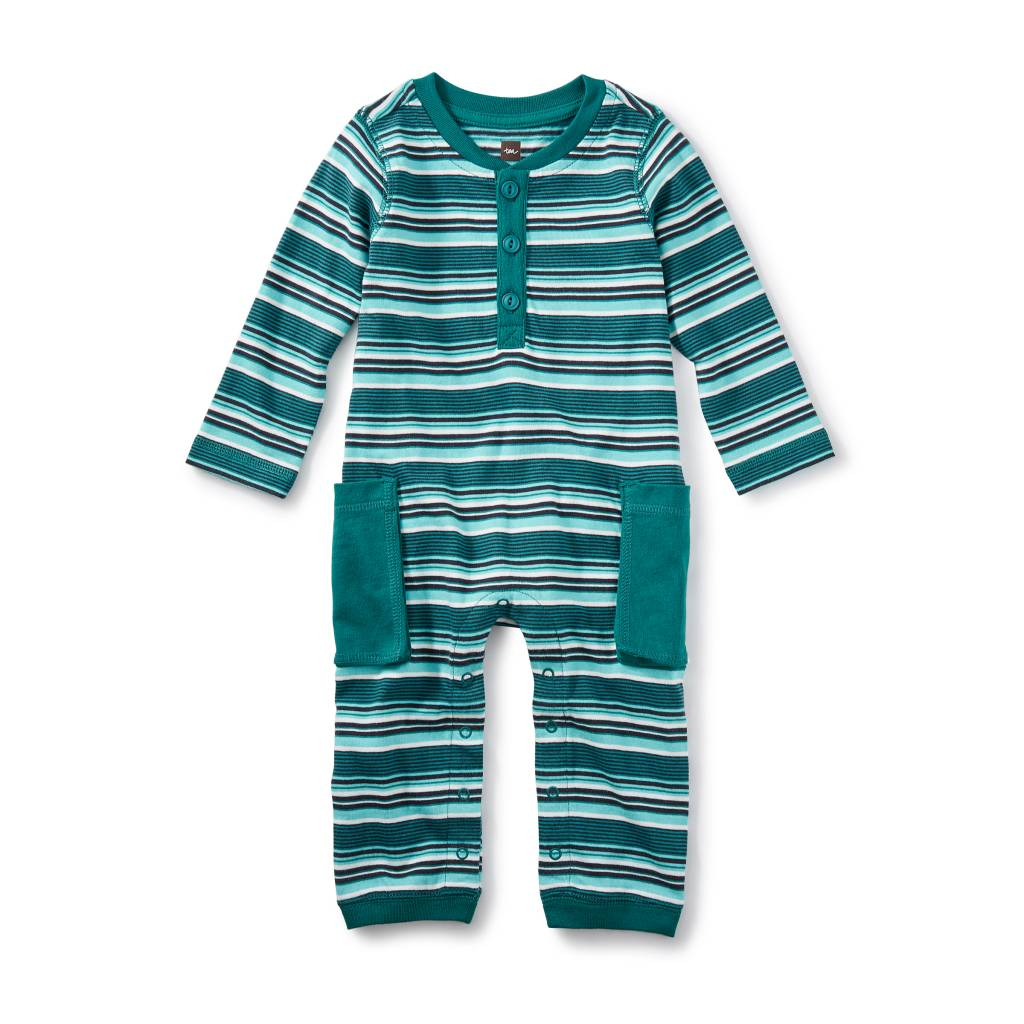 Tea Collection Ugie Cargo Romper