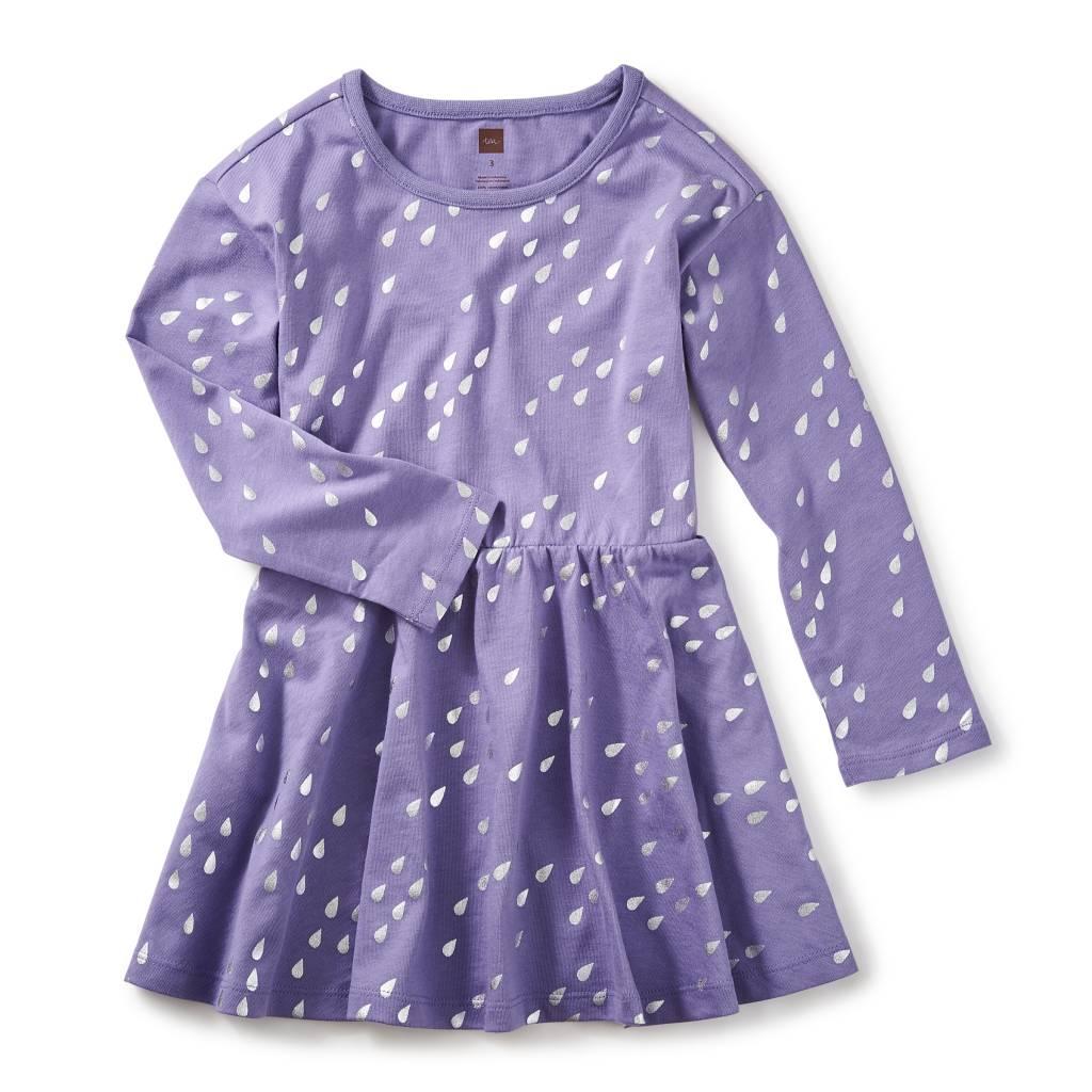 Tea Collection Raindrops Skater Dress