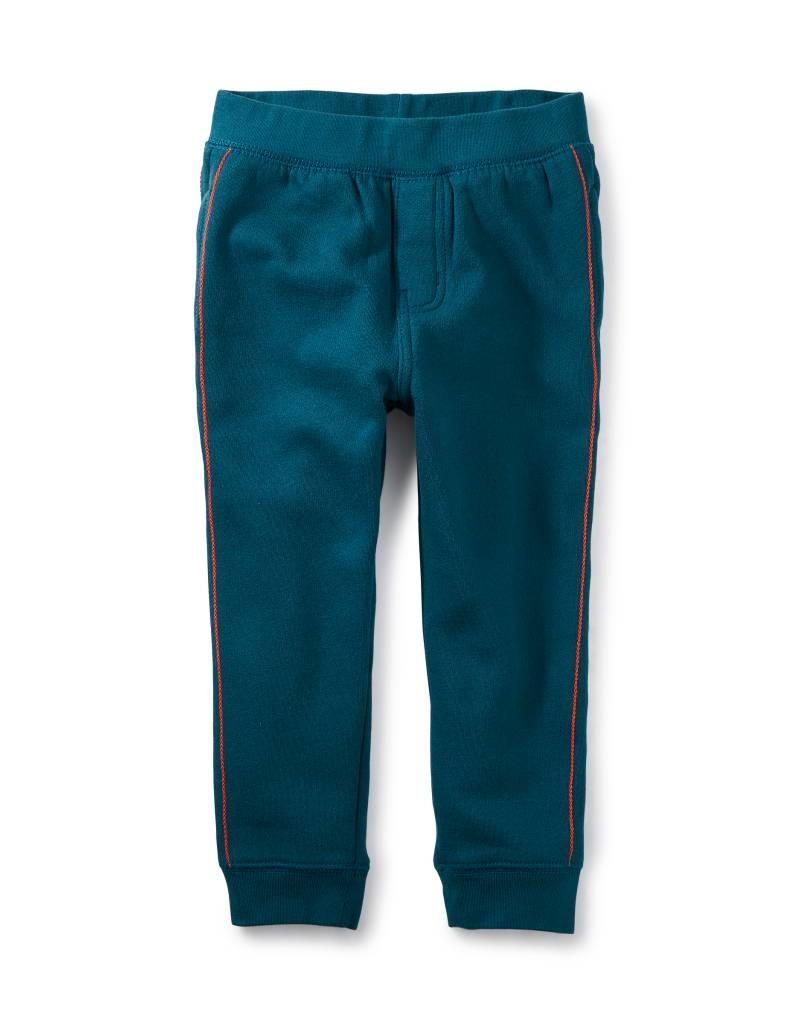 Tea Collection Fleece Side Stripe Joggers