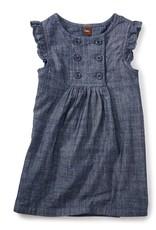 Tea Collection Citizen Chambray Sailor Dress