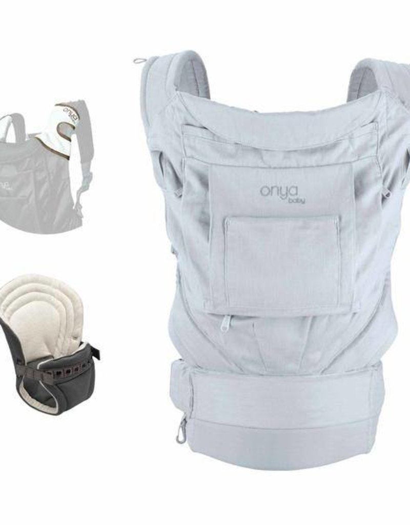 Onya, Baby Inc Pearl Grey Cruiser Bundle