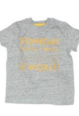Robeez Change the world shirt