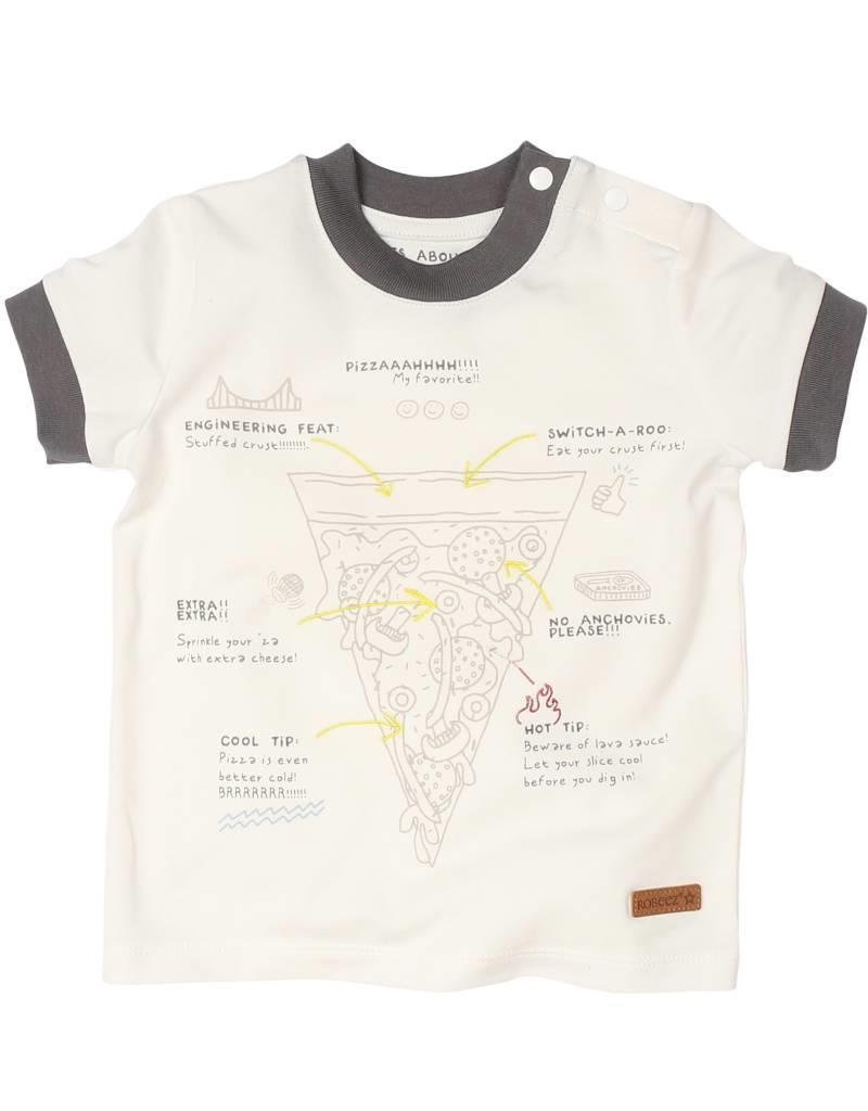 Robeez Pizza shirt