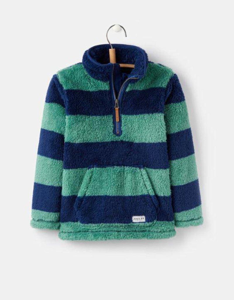 Little Joule Apple Green Stripe Woozle