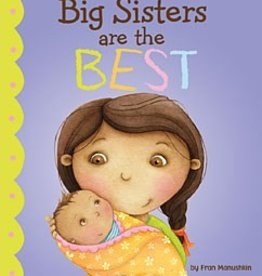 Capstone Publishers Big Sisters Are the Best