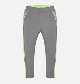 Mayoral USA Gray Active Leggings