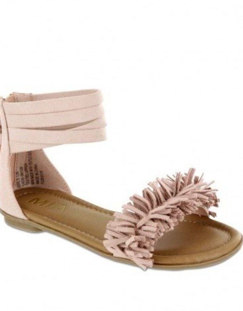 MIA Sadie Blush Sandal