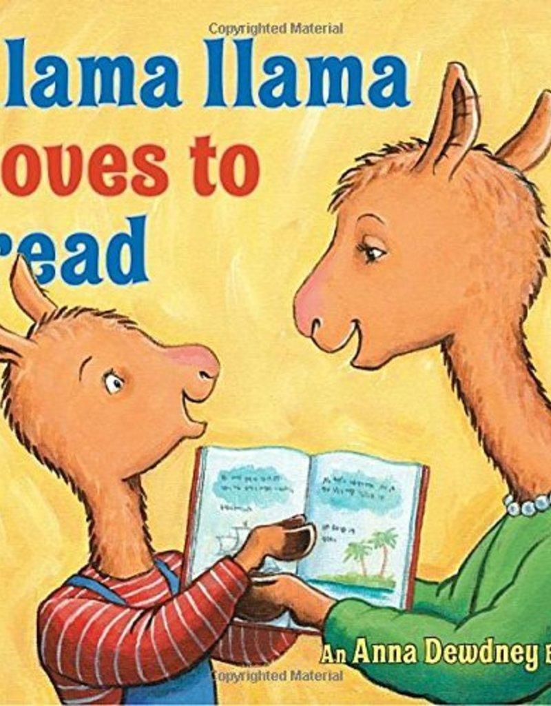 Penguin Random House LLC Llama Llama Loves to Read