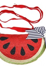 Lily and Momo watermelon bag in fruity red