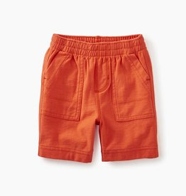 Tea Collection Nectarine Playwear Baby Shorts