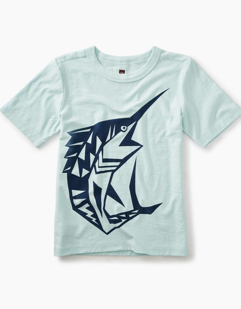 Tea Collection Swordfish Graphic Tee
