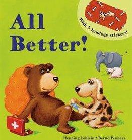 Usborne Books All Better Book