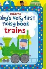Usborne Books Noisy Train Book