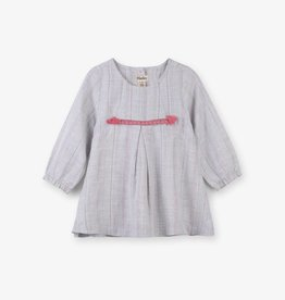 Hatley Metallic Stripe Party Dress