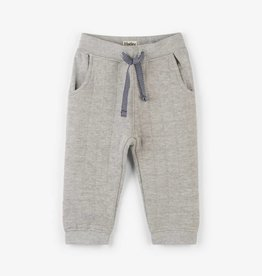 Hatley Grey Quilted Baby Jogger