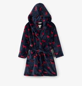 Hatley Red Labs Fleece Robe