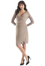 Taupe Brynley Dress  L