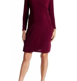 Marsala Brynley Dress  Medium