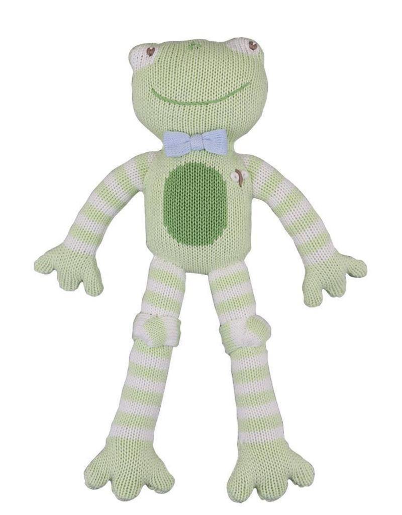 """Zubels 14"""" Frog Boy"""
