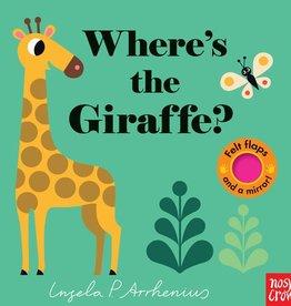 Penguin Random House LLC Where's the Giraffe