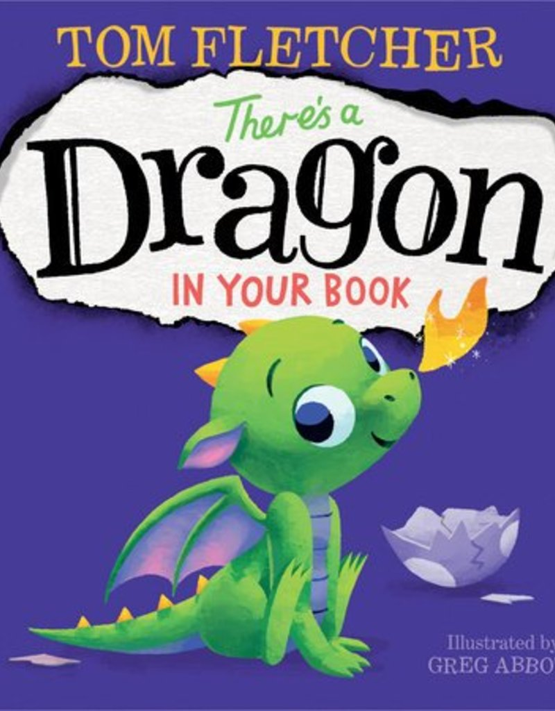 Penguin Random House, LLC There's a Dragon in Your Book