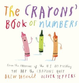 Penguin Random House LLC The Crayon's Book of Numbers