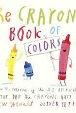 Penguin Random House, LLC The Crayons' Book of Colors