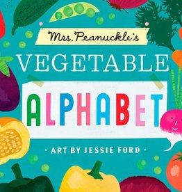 Penguin Random House LLC Mrs. Peanuckle's Vegetable Alphabet