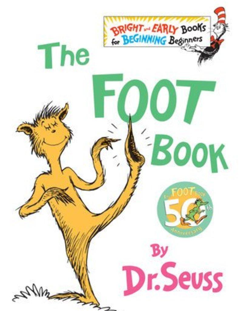Penguin Random House, LLC The Foot Book