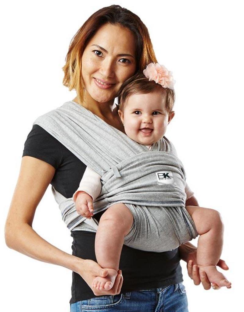 Baby K'Tan Heather Grey K'tan Carrier  XLarge